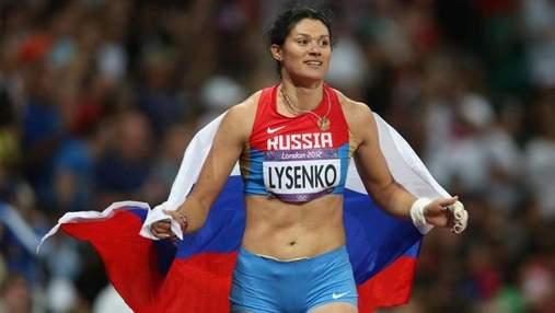 "Россиянку лишили ""золота"" Олимпиады за допинг"