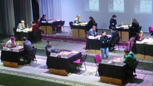 Чемпіонати України з шахів: чоловіки і жінки помінялись ролями