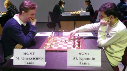 Чемпионат Украины по шахматам: все только начинается