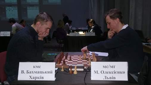 Чемпіонати України з шахів: у чоловіків – прояснення, у жінок – туман