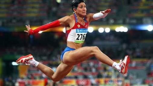 Російську спортсменку позбавили олімпійських медалей через допінг