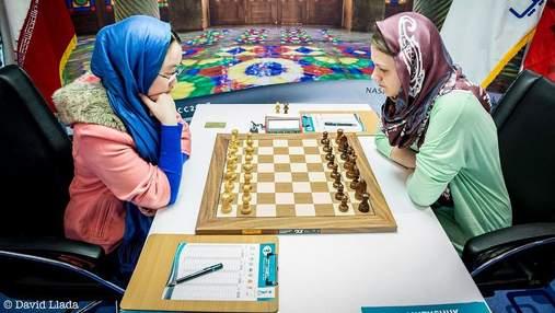 Шахматы. Украинка Музычук проиграла китаянке в финале чемпионата мира