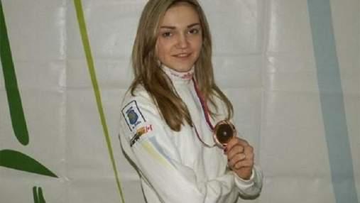 """Українка здобула """"срібло"""" на престижному турнірі"""