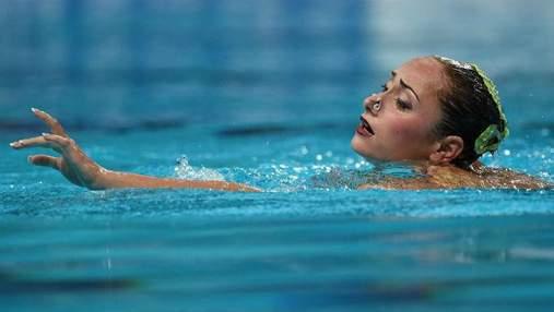 Українська спортсменка вразила міжнародних суддів виступом під народну пісню