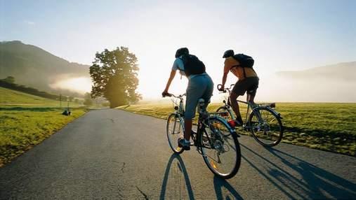 Чому потрібно пересісти на велосипед: 8 причин