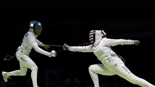 Спорт IQ. Фехтування