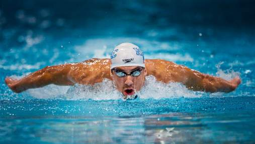 Спорт IQ. Плавання