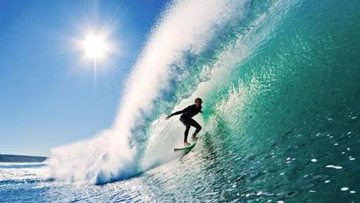 Серфинг – спорт для тех, кто не представляет своей жизни без волн