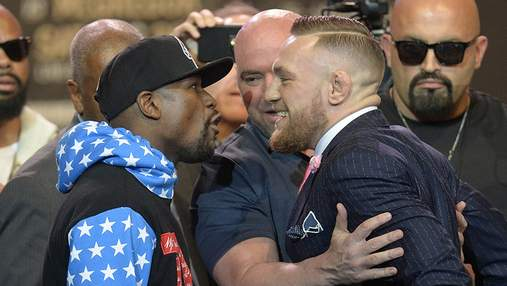 Я стану першим, хто переможе Мейвезера, – Макгрегор зробив гучні заяви щодо бою в Лас-Вегасі