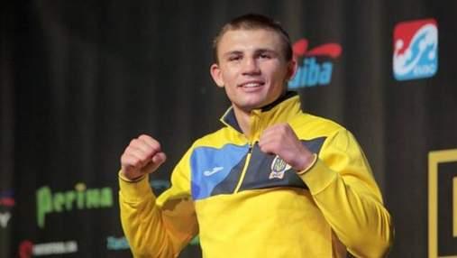 Украинец Хижняк стал чемпионом мира по боксу