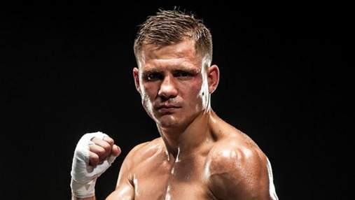 Український боксер Берінчик готується до головного бою у своїй кар'єрі