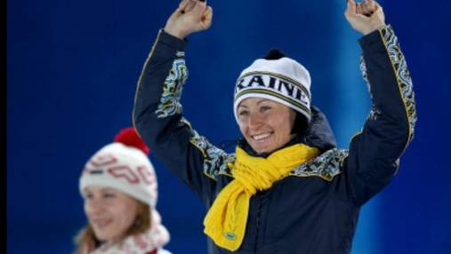 Украинка Вита Семеренко получит серебро Олимпиады-2014