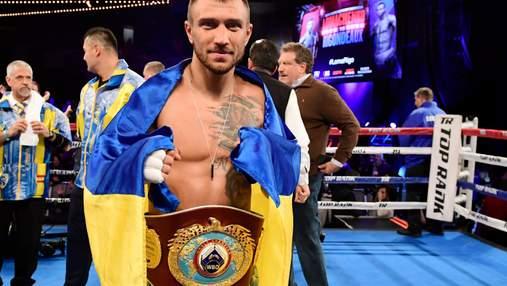 Ломаченко дав перший коментар після бою з Рігондо