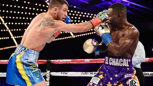 Бій Ломаченко – Рігондо: статистика боксерів