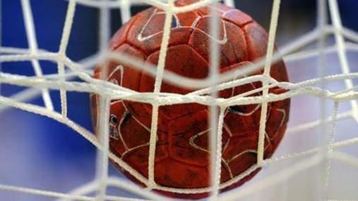 Українська збірна з гандболу феєрично стартувала на відборі до Чемпіонату світу