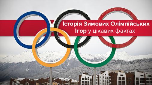 Вдалі старти та прикрі провали Зимових Олімпіад: чим запам'яталися усі минулі Ігри?