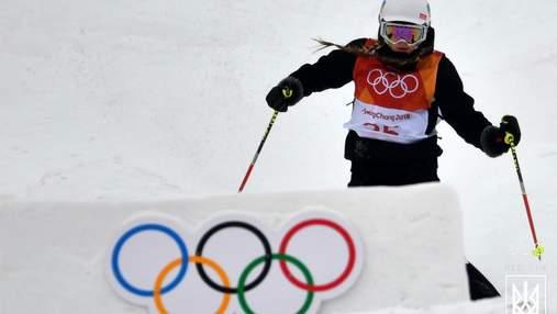 На Олімпійських іграх-2018 українка впала при виконанні стрибка