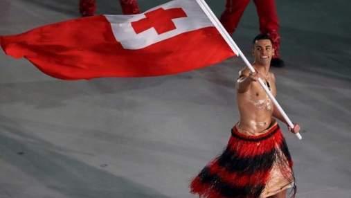 Универсальный солдат: знаменосец с Тонга после Пхенчхана хочет быть пловцом на Олимпиаде-2020