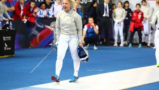 Українка Харлан перемогла на етапі Гран-прі з фехтування на шаблях