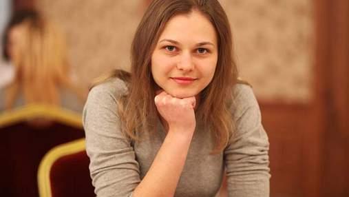 Украинская шахматистка Анна Музычук стала чемпионкой Европы по блицу
