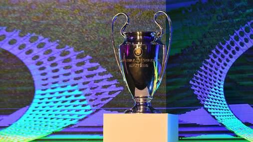 На Крещатике неизвестные поиздевались над символикой до финала Лиги чемпионов: фото