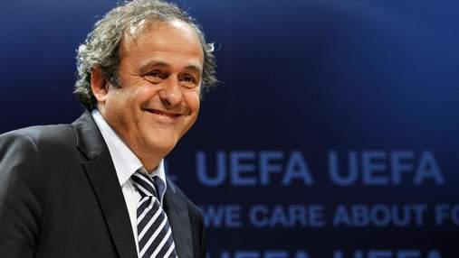 З екс-президента УЄФА Платіні прокуратура зняла всі обвинувачення, – Le Monde