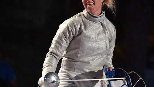 Ольга Харлан виборола срібну медаль на етапі Кубка світу з фехтування на шаблях