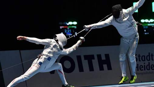 Двое украинцев стали бронзовыми призерами чемпионата мира по фехтованию