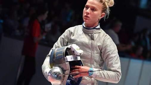 Украинка Ольга Харлан выиграла Кубок мира по фехтованию