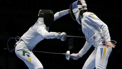Україна назвала склад на чемпіонат світу з фехтування, що пройде в Китаї
