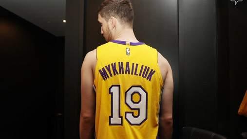 """Михайлюк помог """"Лейкерс"""" победить в Летней лиге НБА"""