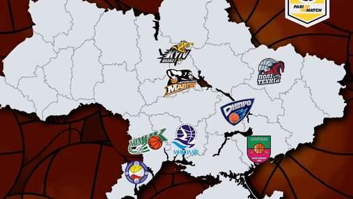 Определились все участники мужской Суперлиги по баскетболу сезона 2018/19