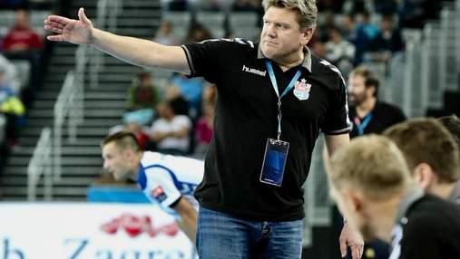 Новим тренером збірної України став олімпійський чемпіон