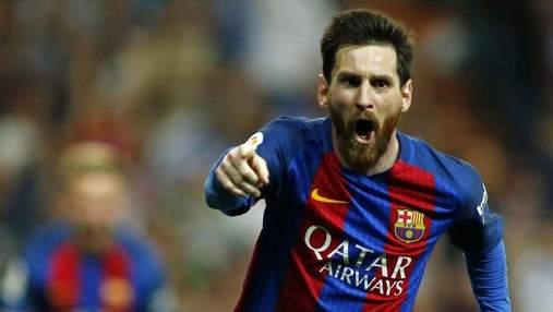 Лионель Месси – единственный в ХХІ веке футболист, который забивал в 15 сезонах подряд