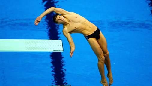 Украинский прыгун в воду Пригоров принимал участие в соревнованиях в оккупированном Крыму: фото