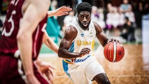 Сборная Украины по баскетболу объявила состав на матчи против Испании и Черногории