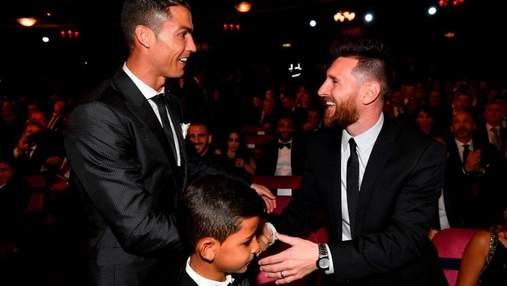 Месси и Роналду пропустят церемонию награждения лучшего игрока ФИФА