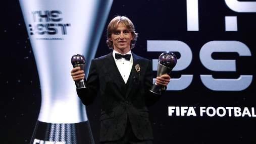 Итоги ФИФА The Best-2018: победители всех номинаций