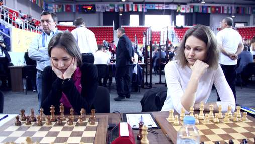 Украинки обыграли сборную Армении на шахматной Олимпиаде и вышли в лидеры соревнований