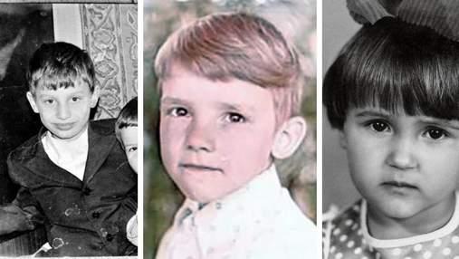 Як зірки українського спорту виглядали в дитинстві: милі фото