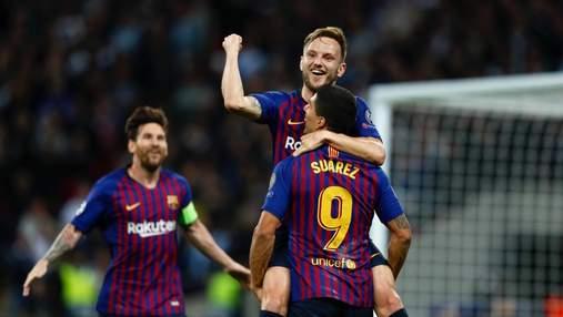 Названы претенденты на звание лучшего гола недели в Лиге чемпионов: видео
