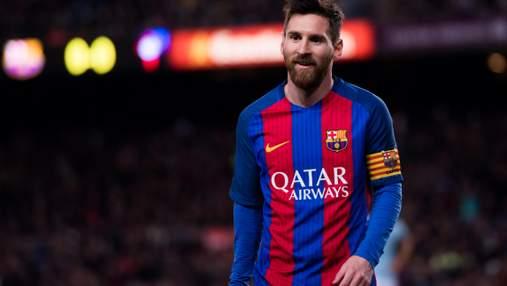 Месси во второй раз подряд признан игроком недели в Лиге чемпионов