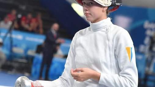 Украина завоевала первую золотую медаль на юношеских Олимпийских играх
