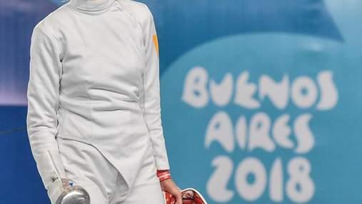 Украинка Екатерина Чорний выиграла вторую золотую медаль на юношеских Олимпийских играх