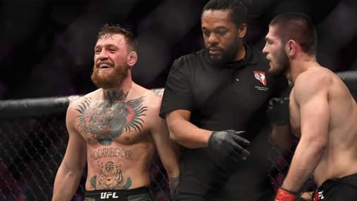 МакГрегора та Хабіба можуть довічно відсторонити від UFC: подробиці