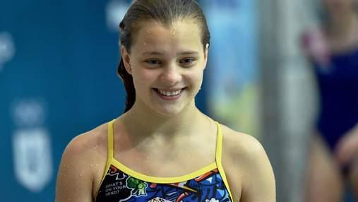 Українка Софія Лискун виборола срібну нагороду на юнацьких Олімпійських іграх