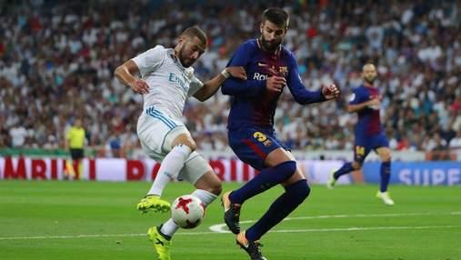 """Без Месси и Роналду: новый формат """"эль-классико"""" между """"Барселоной"""" и """"Реалом"""""""