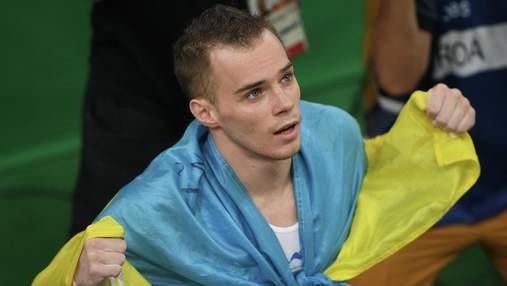 Олег Верняев – вице-чемпион мира в упражнениях на брусьях