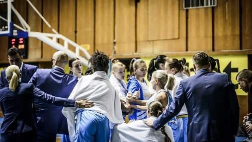 Сборная Украины во второй раз уступила Испании в квалификации Евробаскета-2019