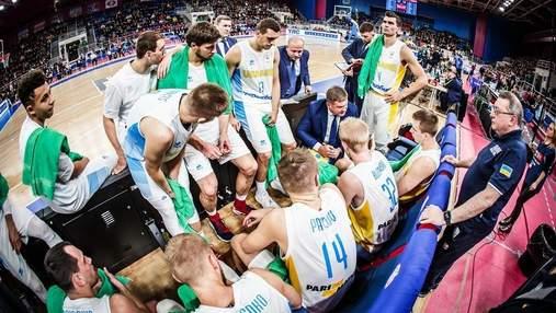 Сборная Украины отправилась в Испанию после победы над чемпионами Европы
